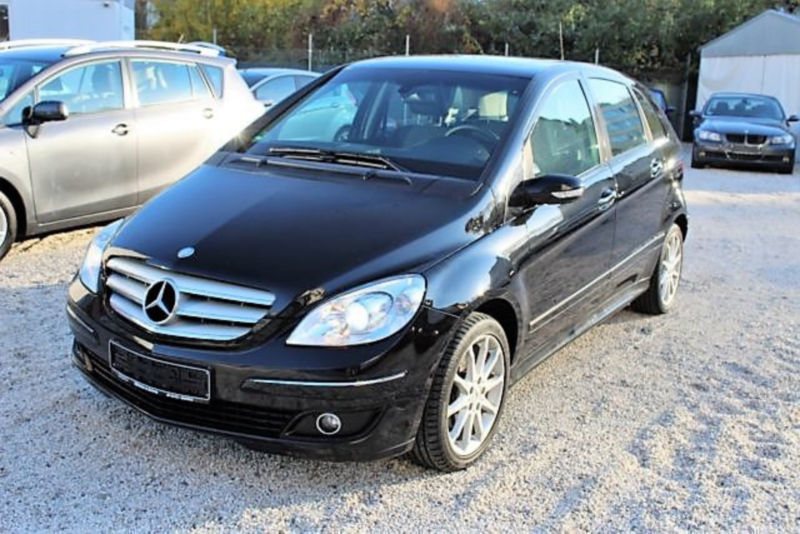 verkauft mercedes b180 cdi avantgarde gebraucht 2006 km in k ln. Black Bedroom Furniture Sets. Home Design Ideas
