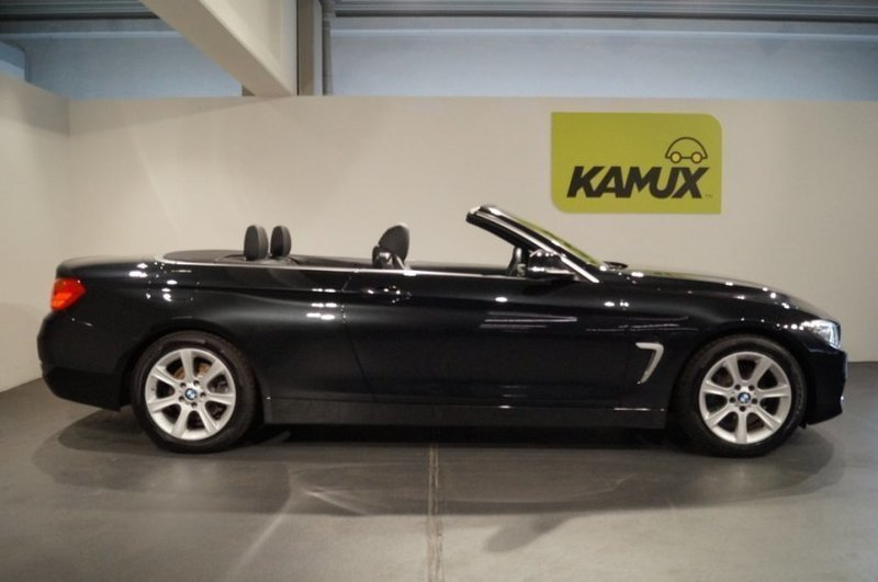 verkauft bmw 420 d cabrio gebraucht 2016 km in hamburg. Black Bedroom Furniture Sets. Home Design Ideas