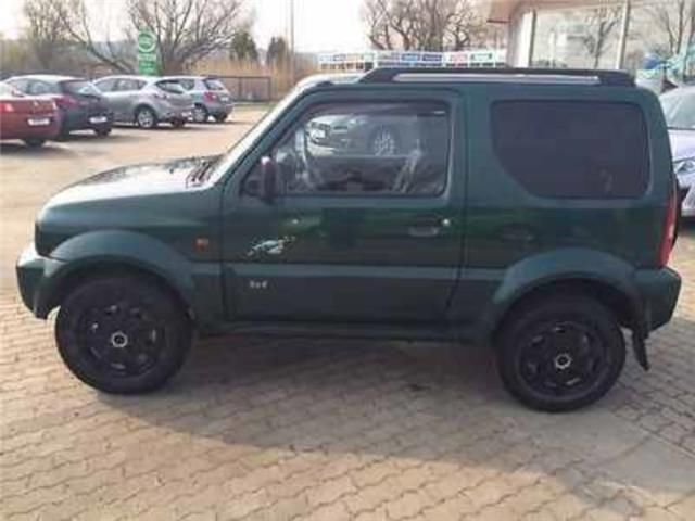verkauft suzuki jimny cabrio hardtop gebraucht 2002 km in gotha. Black Bedroom Furniture Sets. Home Design Ideas