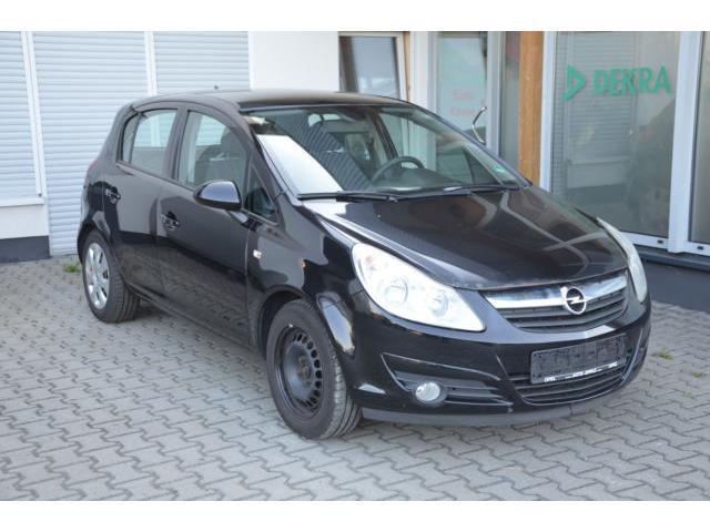 verkauft opel corsa d edition optische., gebraucht 2008, 150.000 km