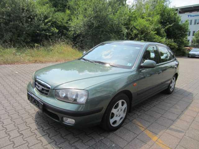 Verkauft Hyundai Elantra Gls Gebraucht 2002