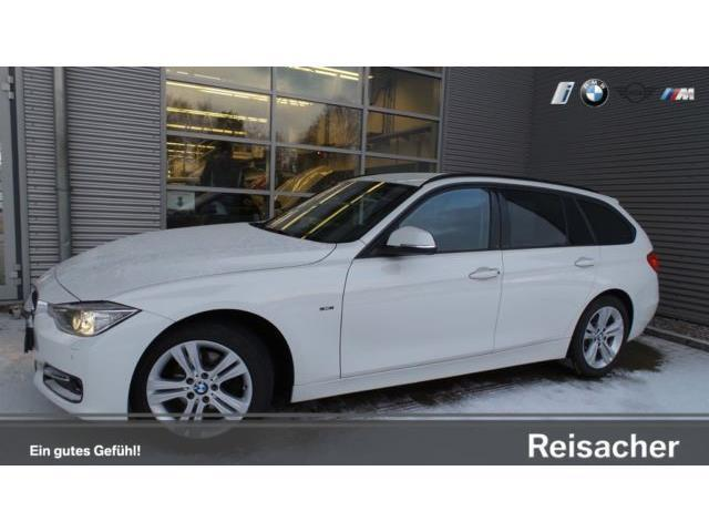 gebraucht BMW 318 d xDrive Touring