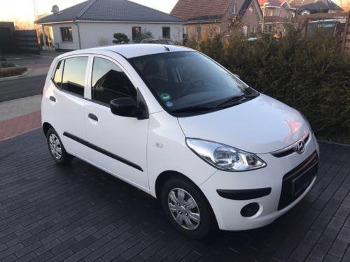 Verkauft Hyundai I10 Weiss Gebraucht 2008 114 000 Km In Ibbenburen