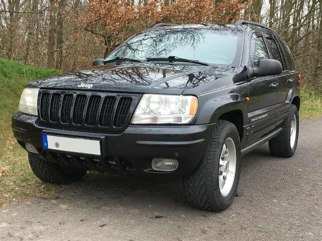 verkauft jeep grand cherokee 4 7 limit gebraucht 1999 km in chorweiler. Black Bedroom Furniture Sets. Home Design Ideas
