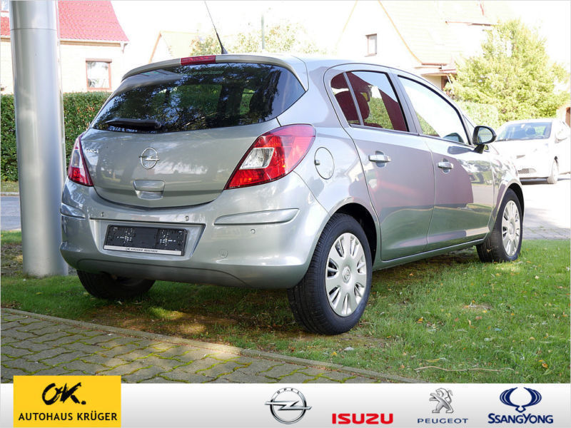 verkauft opel corsa 1 4 16v edition 11 gebraucht 2010 km in w llstein. Black Bedroom Furniture Sets. Home Design Ideas