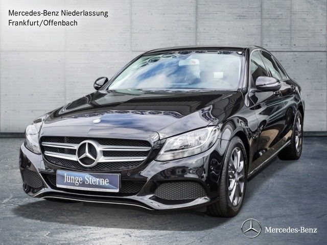 verkauft mercedes c200 d gebraucht 2016 km in. Black Bedroom Furniture Sets. Home Design Ideas