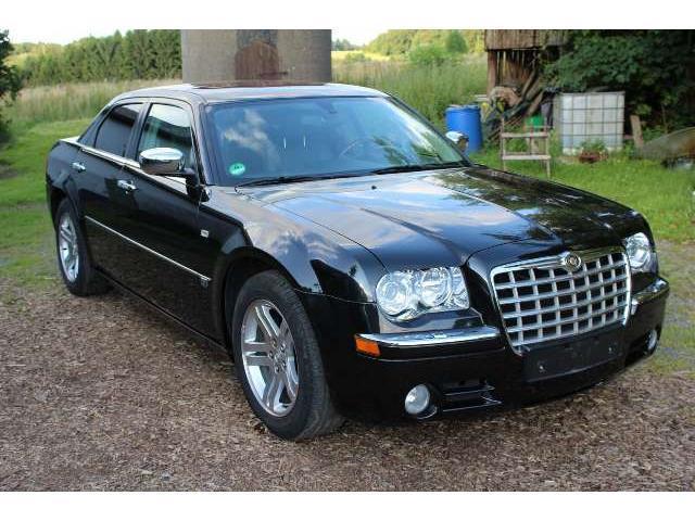 300c gebrauchte chrysler 300c kaufen 490 g nstige autos zum verkauf. Black Bedroom Furniture Sets. Home Design Ideas