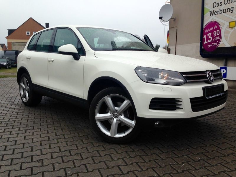 verkauft vw touareg v6 fsi blue motion gebraucht 2011 km in welver. Black Bedroom Furniture Sets. Home Design Ideas