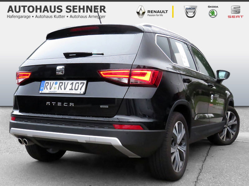 verkauft seat ateca 2 0 tdi 4drive xce gebraucht 2017 7. Black Bedroom Furniture Sets. Home Design Ideas