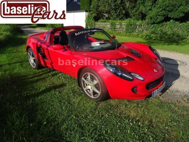 verkauft lotus elise s toyota fsh to gebraucht 2006. Black Bedroom Furniture Sets. Home Design Ideas