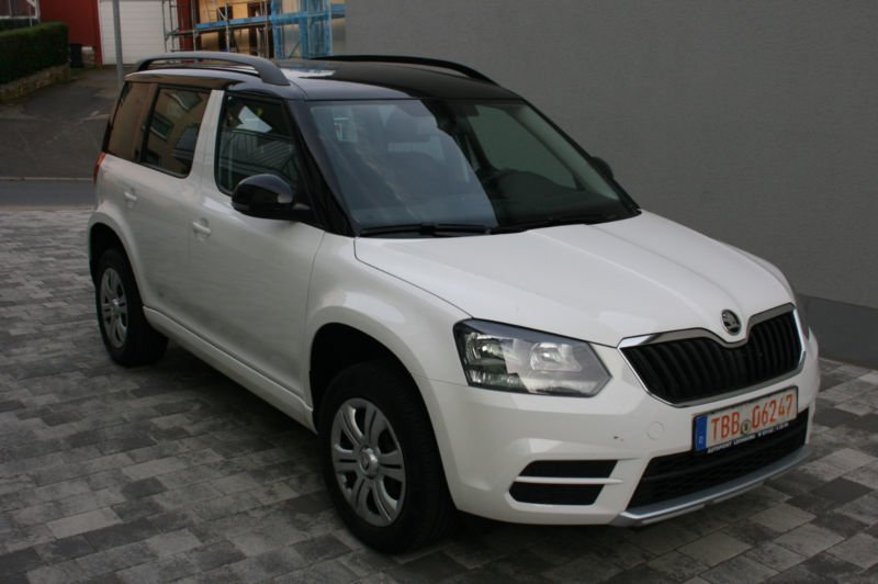 verkauft skoda yeti active gebraucht 2015 km in. Black Bedroom Furniture Sets. Home Design Ideas