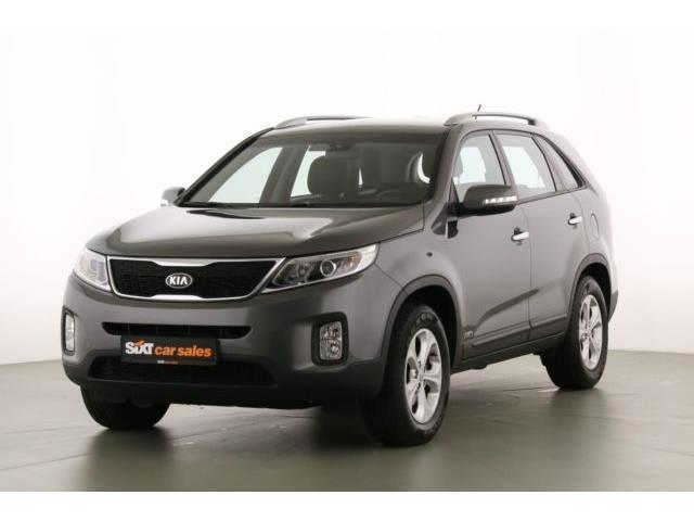 verkauft kia sorento 2 2 crdi awd edit gebraucht 2014 km in garching. Black Bedroom Furniture Sets. Home Design Ideas