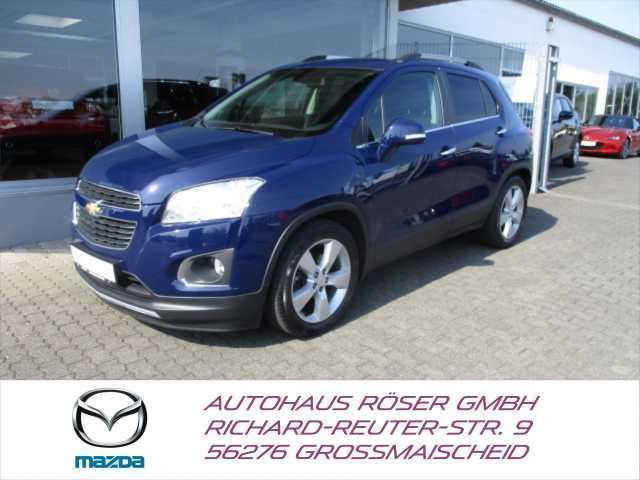 verkauft chevrolet trax 1 4t ls einpa gebraucht 2014 km in dohna. Black Bedroom Furniture Sets. Home Design Ideas
