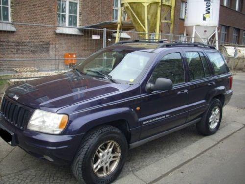 verkauft jeep grand cherokee 4 7 limit gebraucht 2000 km in pankow. Black Bedroom Furniture Sets. Home Design Ideas