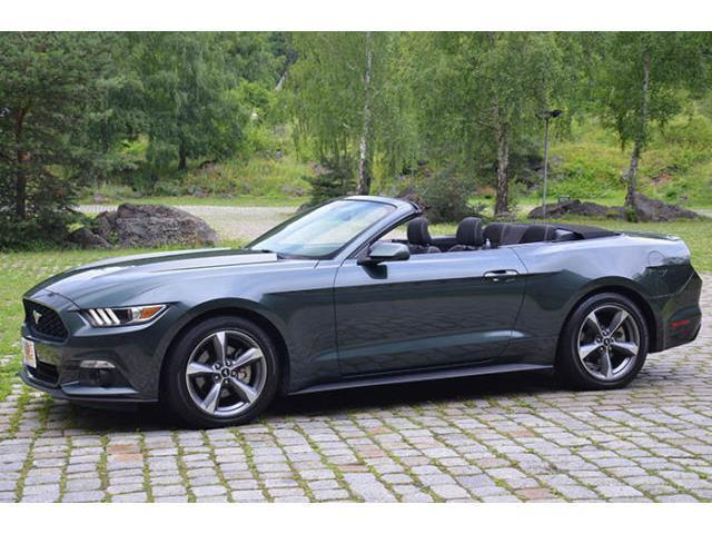 verkauft ford mustang 2015 cabrio v6 3 gebraucht 2015 km in hagen. Black Bedroom Furniture Sets. Home Design Ideas
