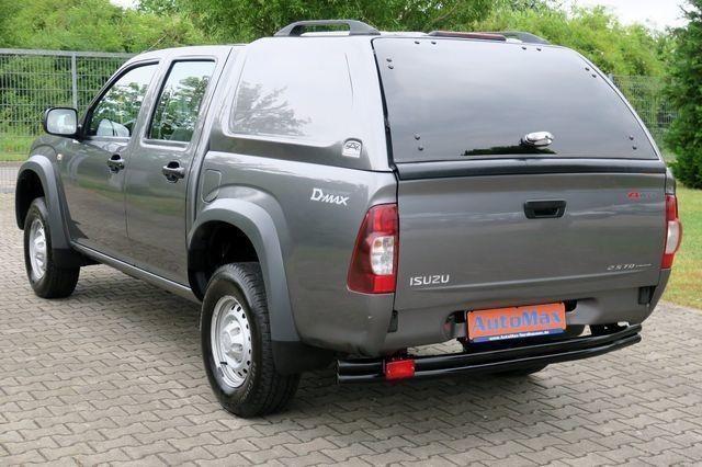 gebraucht 4x4 double cab premium isuzu d max 2012 km in darmstadt. Black Bedroom Furniture Sets. Home Design Ideas