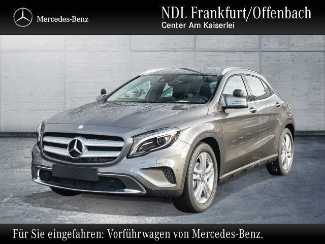verkauft mercedes gla200 cdi urban xen gebraucht 2016 km in frankfurt am main. Black Bedroom Furniture Sets. Home Design Ideas