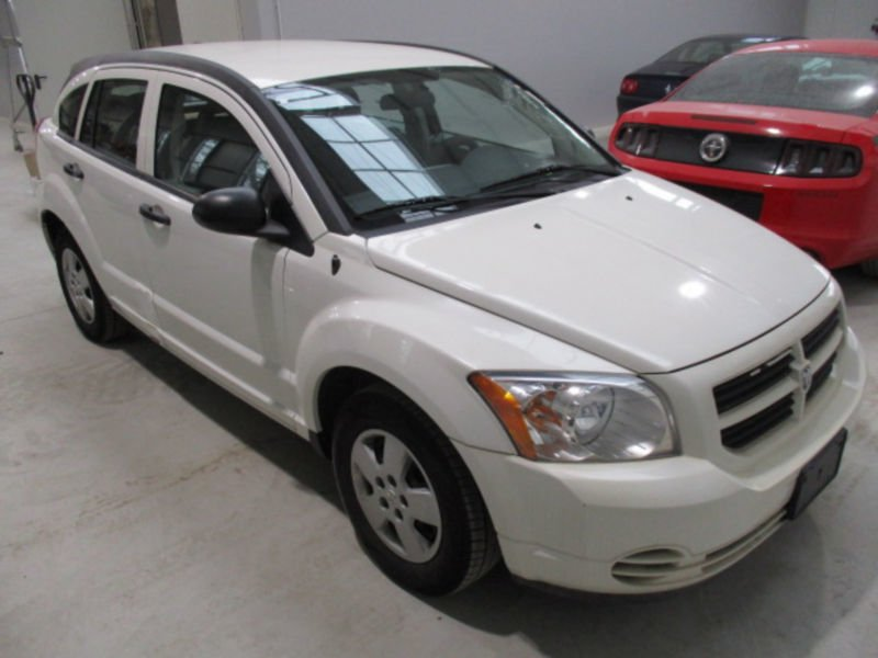 gebraucht 2 0 cvt se dodge caliber 2007 km in vilseck. Black Bedroom Furniture Sets. Home Design Ideas