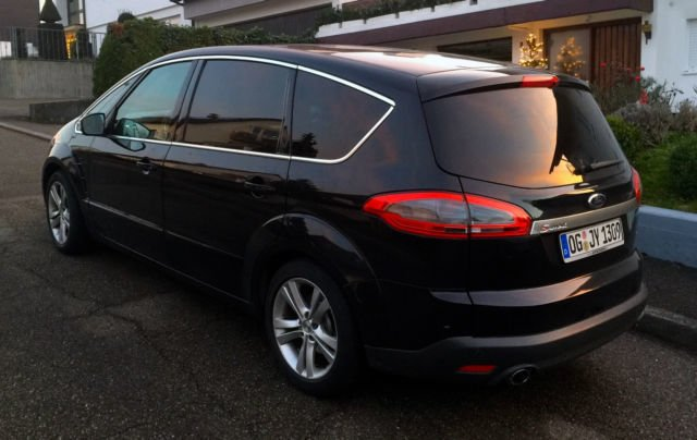 verkauft ford s max 2 2 tdci dpf titan gebraucht 2011 km in ohlsbach. Black Bedroom Furniture Sets. Home Design Ideas