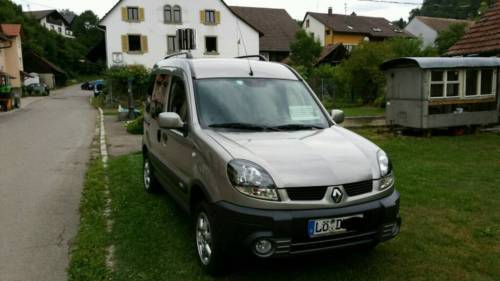 verkauft renault kangoo 4x4 1 9 dci li gebraucht 2005 km in hamburg alsterdorf. Black Bedroom Furniture Sets. Home Design Ideas
