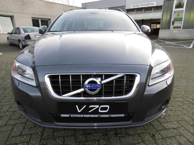 verkauft volvo v70 d3 geartronic momen gebraucht 2011 km in lingen. Black Bedroom Furniture Sets. Home Design Ideas
