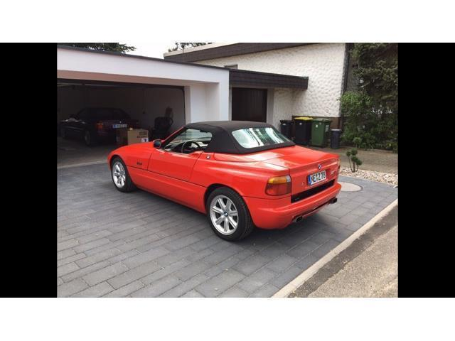 verkauft bmw z1 roadster mit hardtop v gebraucht 1989. Black Bedroom Furniture Sets. Home Design Ideas