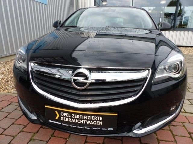 verkauft opel insignia lim innovation gebraucht 2016 km in coesfeld. Black Bedroom Furniture Sets. Home Design Ideas