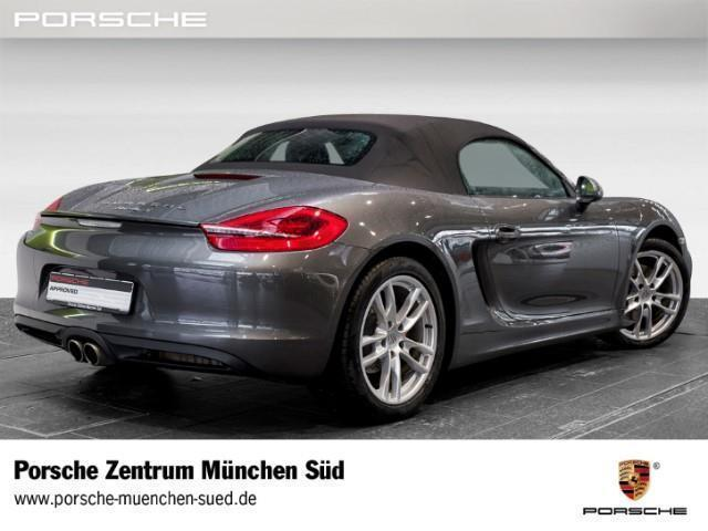 verkauft porsche boxster s gebraucht 2014 km in m nchen. Black Bedroom Furniture Sets. Home Design Ideas