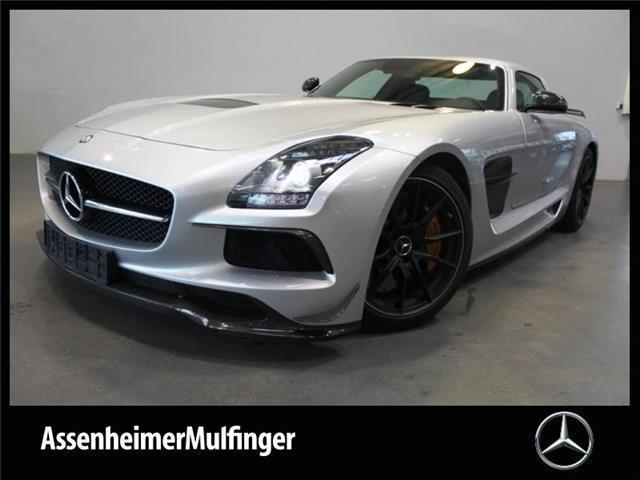 verkauft mercedes sls amg black series gebraucht 2013 km in heilbronn. Black Bedroom Furniture Sets. Home Design Ideas
