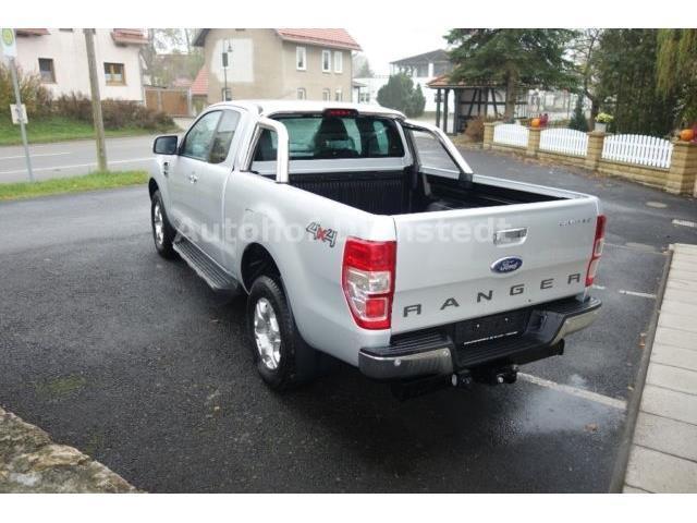 Verkauft Ford Ranger Extrakabine Limit Gebraucht 2017 3 800 Km In