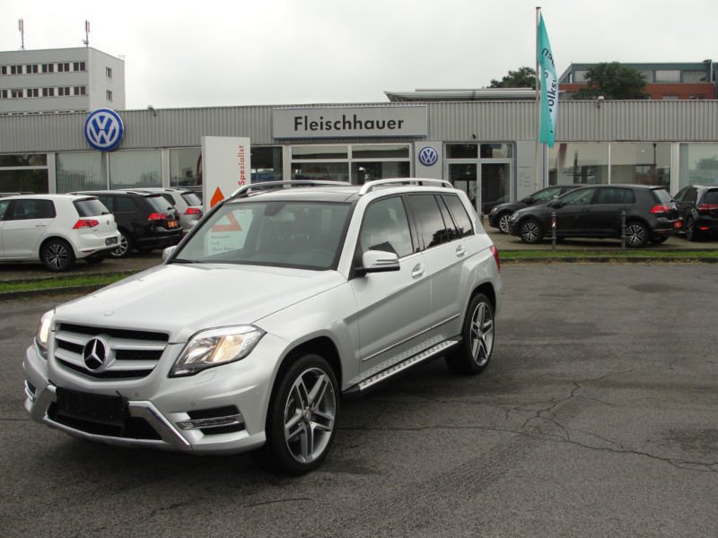 verkauft mercedes glk350 amg 4matic b gebraucht 2015 km in k ln. Black Bedroom Furniture Sets. Home Design Ideas