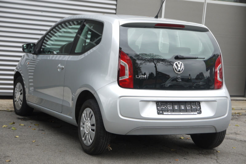 verkauft vw up up move gebraucht 2014 km in remscheid. Black Bedroom Furniture Sets. Home Design Ideas