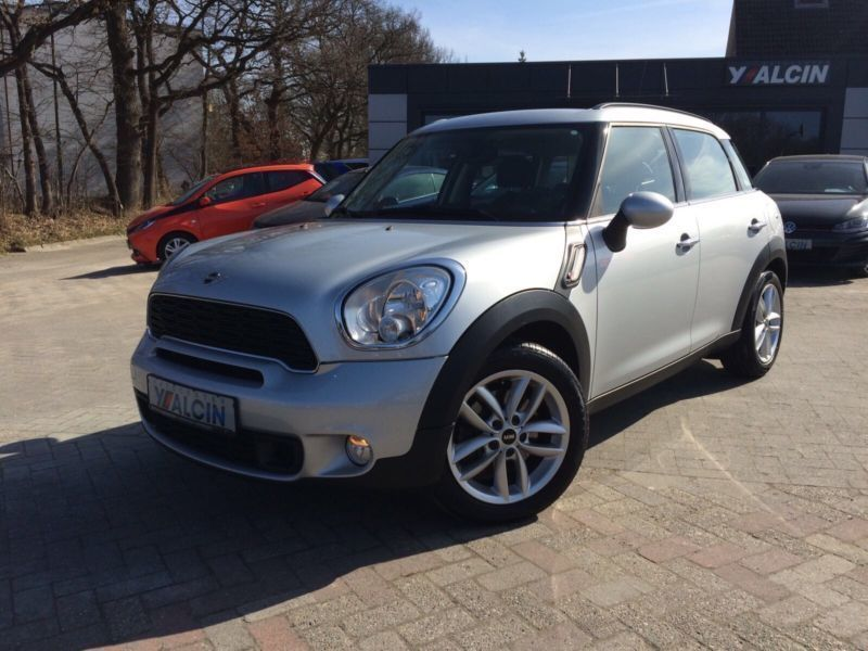 verkauft mini cooper s countryman 1 ha gebraucht 2013 km in aurich. Black Bedroom Furniture Sets. Home Design Ideas