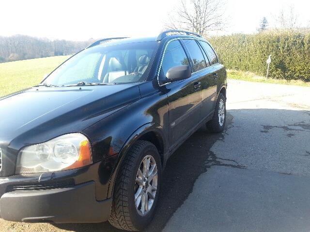 verkauft volvo xc90 xc90t6 comfort gebraucht 2004 km in krefeld. Black Bedroom Furniture Sets. Home Design Ideas