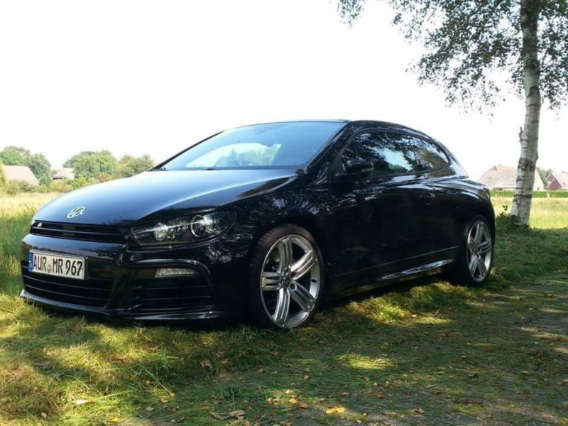 verkauft vw scirocco dsg r gebraucht 2013 km in grossheide. Black Bedroom Furniture Sets. Home Design Ideas