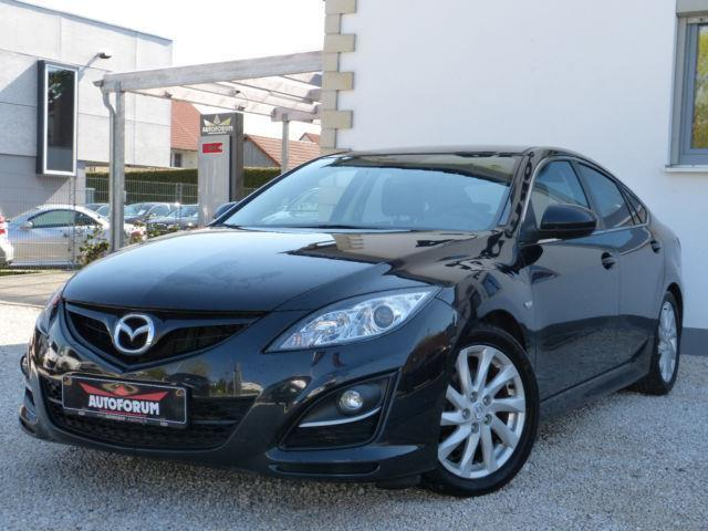 verkauft mazda 6 6 5 t rer 2 0 l mzr d gebraucht 2011 km in m nsing. Black Bedroom Furniture Sets. Home Design Ideas