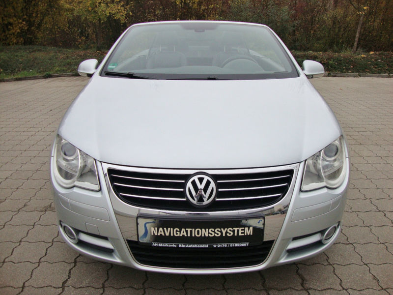 verkauft vw eos 2 0 tdi dpf edition 1 gebraucht 2008 km in remshalden kre. Black Bedroom Furniture Sets. Home Design Ideas
