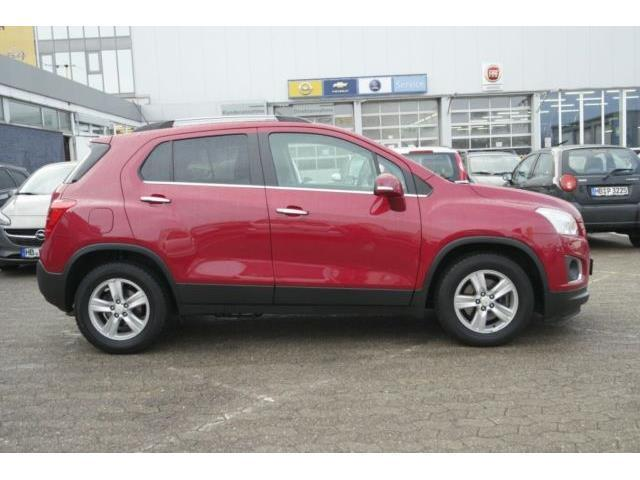 verkauft chevrolet trax 1 4t lt gebraucht 2014 km in bremerhaven. Black Bedroom Furniture Sets. Home Design Ideas