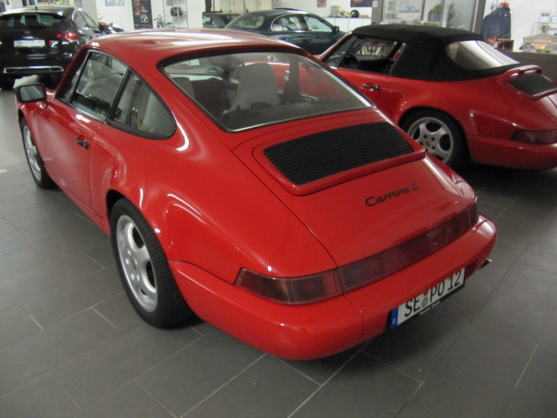 verkauft porsche 964 c2 dtsch gebraucht 1991 km. Black Bedroom Furniture Sets. Home Design Ideas