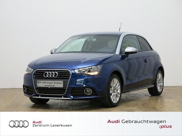 gebraucht Audi A1 1.4 TFSI Ambition NAVI SHZ PDC KLIMAAUTOMATIK