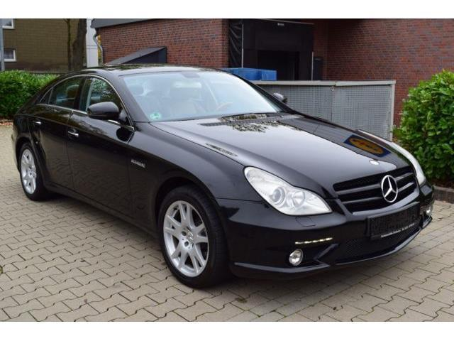 verkauft mercedes cls350 cls gebraucht 2004 km. Black Bedroom Furniture Sets. Home Design Ideas