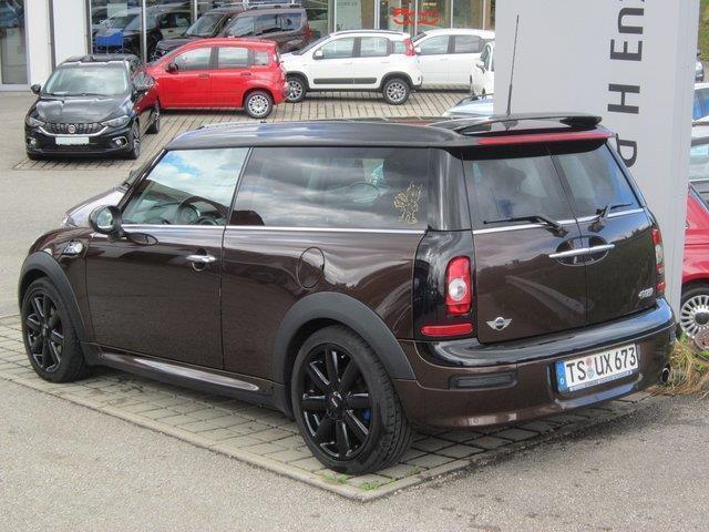 cooper clubman gebrauchte mini cooper clubman kaufen 401 g nstige autos zum verkauf. Black Bedroom Furniture Sets. Home Design Ideas