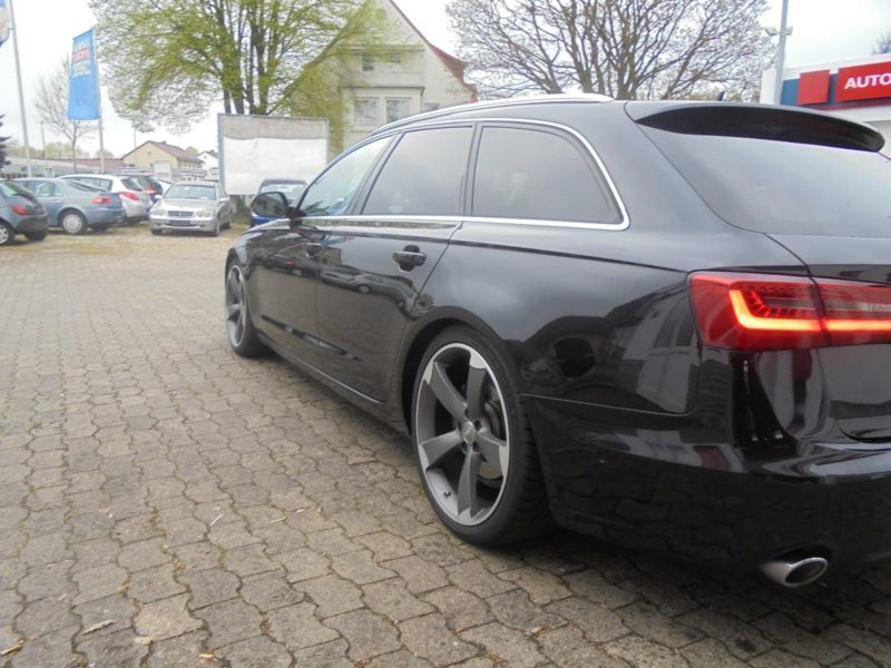 verkauft audi a6 avant 3 0 tdi quattro gebraucht 2012 km in klostermansfeld. Black Bedroom Furniture Sets. Home Design Ideas