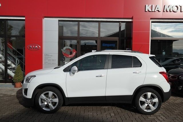 verkauft chevrolet trax 1 7 d lt 4x2 gebraucht 2013 km in egling. Black Bedroom Furniture Sets. Home Design Ideas