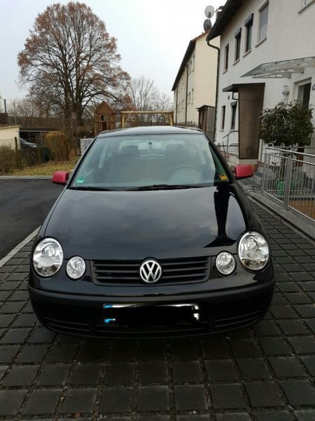 verkauft vw polo 9n gebraucht 2002 km in g rtringen. Black Bedroom Furniture Sets. Home Design Ideas