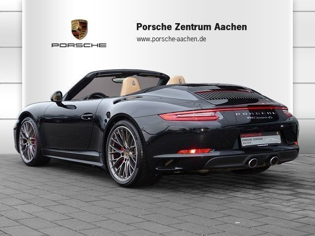verkauft porsche 991 911 4s cabrio fac gebraucht 2016 6. Black Bedroom Furniture Sets. Home Design Ideas