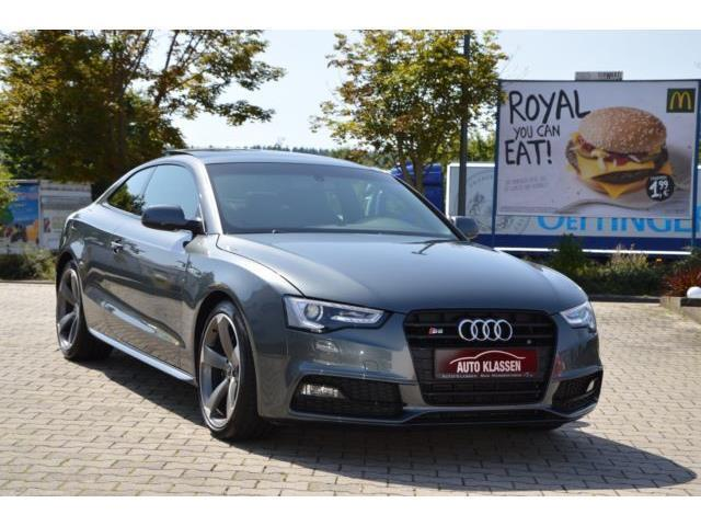 verkauft audi s5 s tronic shadow line gebraucht 2015 km in kassel. Black Bedroom Furniture Sets. Home Design Ideas