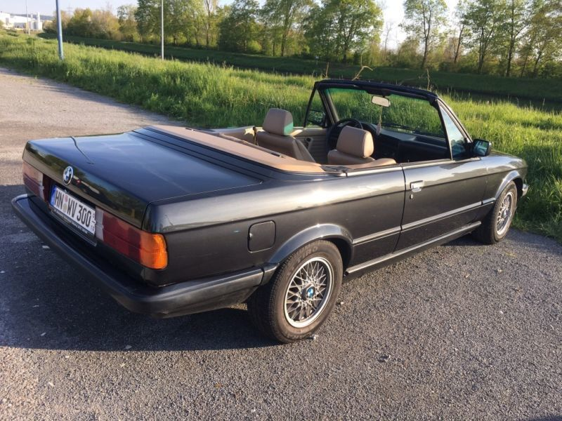 verkauft bmw 320 cabriolet gebraucht 1989 km in rees. Black Bedroom Furniture Sets. Home Design Ideas