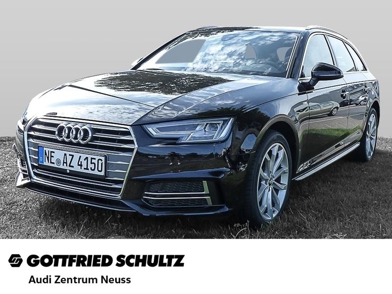 Verkauft Audi A4 Avant Sport 14 Tfsi Gebraucht 2018 9894 Km In