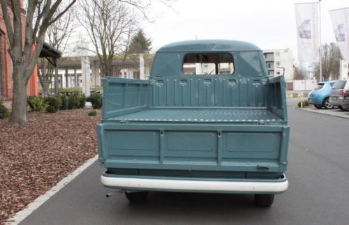 verkauft vw t1 doka binz bj 1958 gebraucht 1958 470 km in unterschneidheim. Black Bedroom Furniture Sets. Home Design Ideas